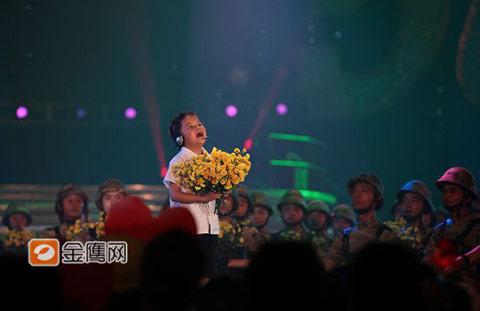 小英雄林浩真挚感动所有观众