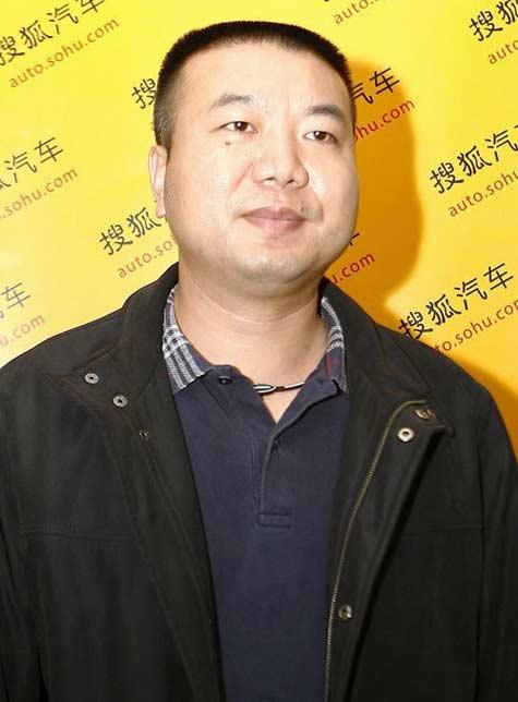 """长安铃木王惟做了""""技术营销将成为汽车营销的新法宝""""的演讲"""