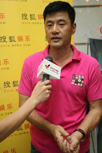 于荣光接受搜狐专访 平常心看待最佳男演员提名