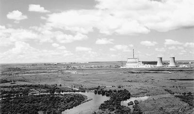 图为华能伊敏电厂全景。 李小勤摄