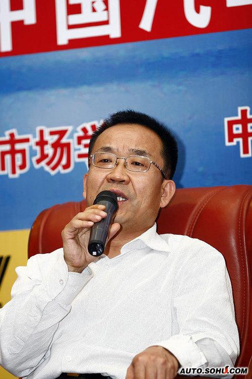 胡清林:新消费税对大排量SUV影响不大