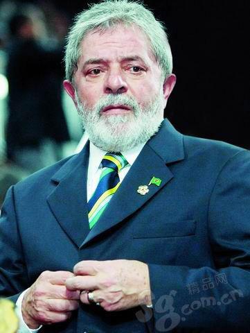 资料图:巴西总统卢拉