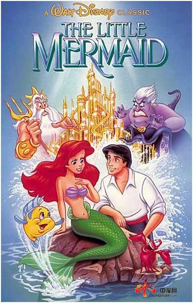 迪斯尼经典动画片《小美人鱼》在19年之后终于推出了一...