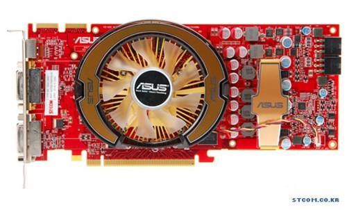 华硕出4+2相供电非公版Radeon HD 4870