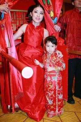 即将结婚的陈慧琳仍忙于出席宣传活动