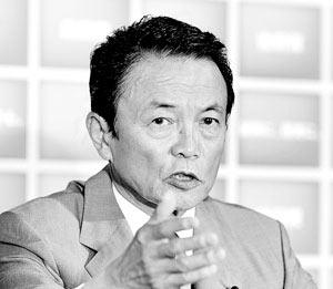 自民党总裁选举 前防卫大臣小池百合子准备挑战麻生太郎