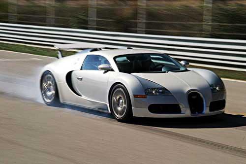 最快的turbo:布加迪威龙