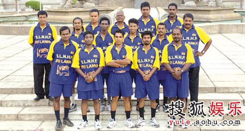 斯里兰卡《狩猎台》