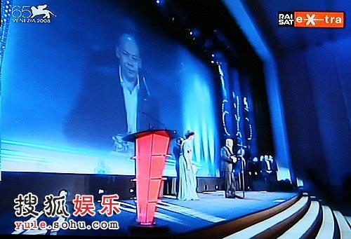 图:威尼斯电影节最佳导演奖揭晓