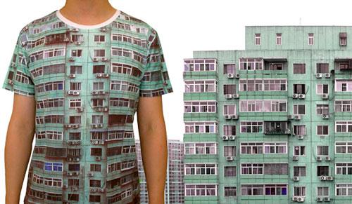 家属楼衣服1