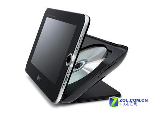 能够播放DVD LG推出新款数码相框(图)