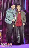 获奖:Linkin Park获最佳摇滚录影带奖