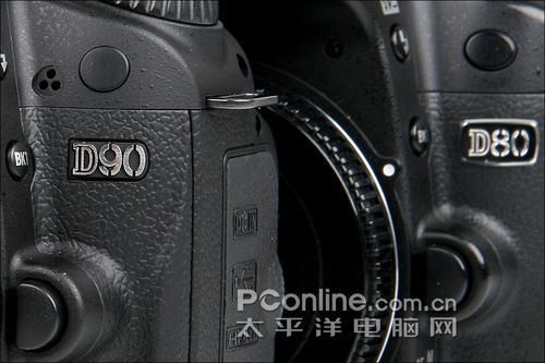 尼康D90、D80对比评测