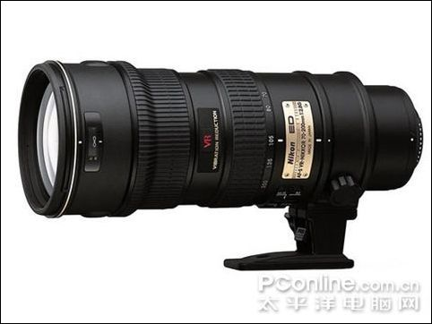 尼康70-200mmVR镜头