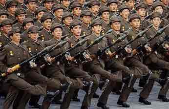 朝鲜大阅兵
