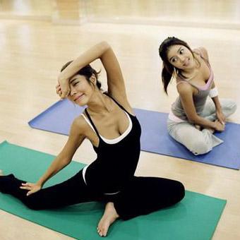 偶遇健身房优质美女 搜狐女人