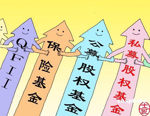 发改委:中国正加快制定私募股权基金管理办法