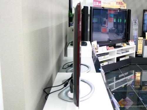 仅35mm厚度 日立32寸液晶竟售12999元