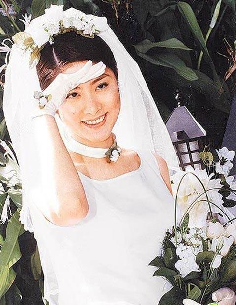 即将步入新婚殿堂的陈慧琳