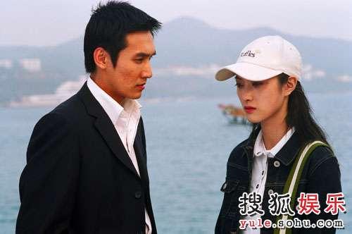 《夜雨》剧照:张铎和隋俊波