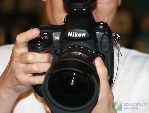 旗舰机型 尼康全画幅单反相机D3价格回落