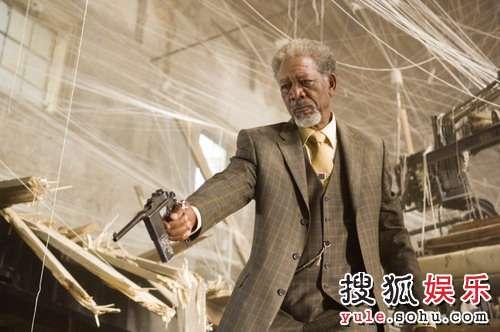 图:朱莉主演大片《通缉令》精美剧照- 33