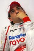 图文:F1意大利站第二次练习 格洛克若有所思