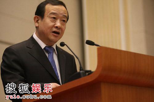 中国电影家协会分党委书记康健民
