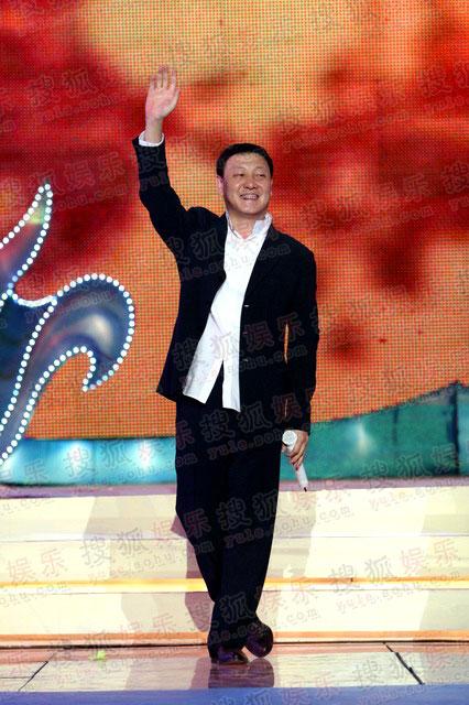 图:韩磊演唱《走了这么久你变了没有》