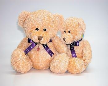 Charriol最新推出来自瑞士的Teddy Bear限量礼盒