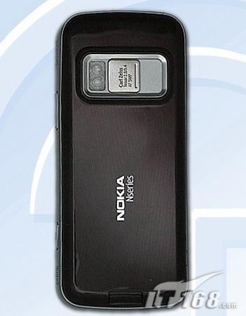图为诺基亚N79