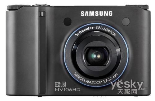 三星数码相机NV106HD