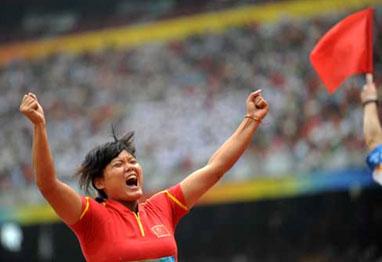 三度刷新世界纪录的姚娟,拿下残奥会田径项目的中国第一金