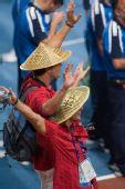 图文:北京残奥会胜利闭幕 外国运动员中国情节