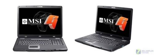 微星推AMD双核17英寸游戏笔记本