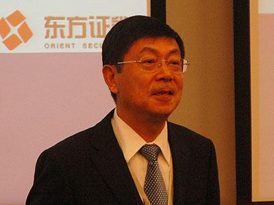 东方证券股份有限公司董事长 王益民