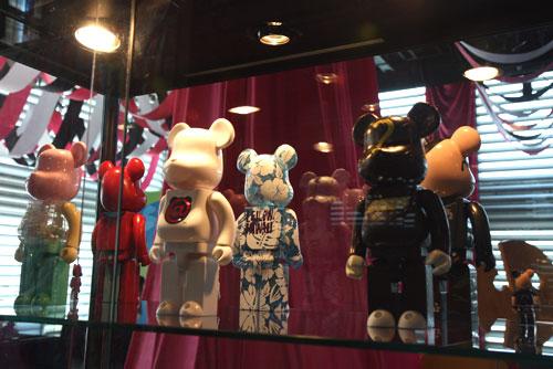 日本 创意 设计/日本品牌bearbrick熊作品