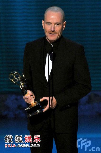 布莱恩凭《超越罪恶》获得剧情类最佳男主角奖