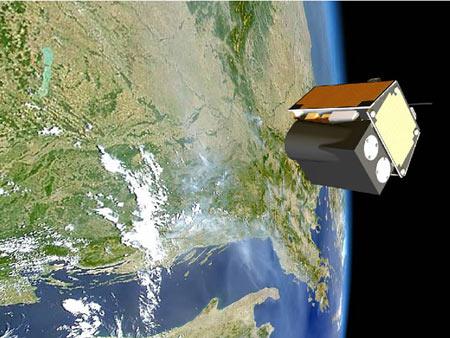 随着纳米技术的突破,小卫星的发展异军突起