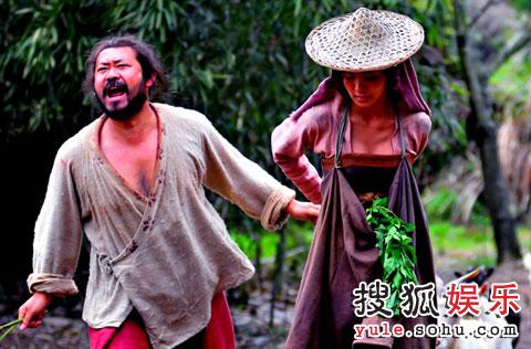 强盗之一:姜武扮演