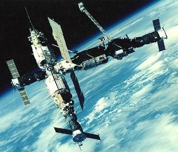 和平号空间站