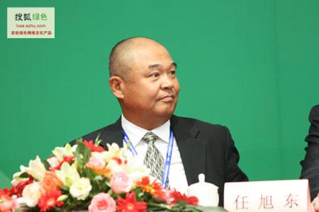 中国铝业公司副总经理 任旭东