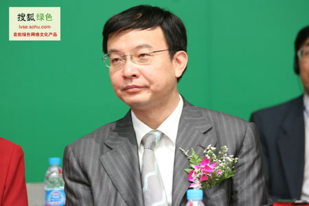 上海市政府副秘书长 周波