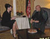 佩林恶补外交经验 趁联大召开会见多位外国首脑