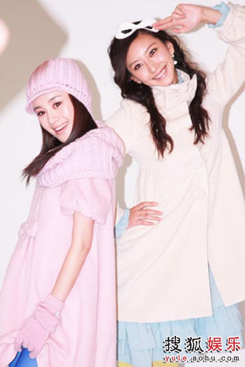 张檬与按摩师_张檬应邀拍摄了一期某校园杂志的封面,同门师姐妹上演一出\