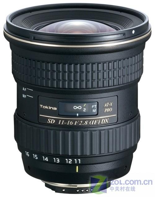 副厂超级广角 图丽发布11-16mm/F2.8镜头