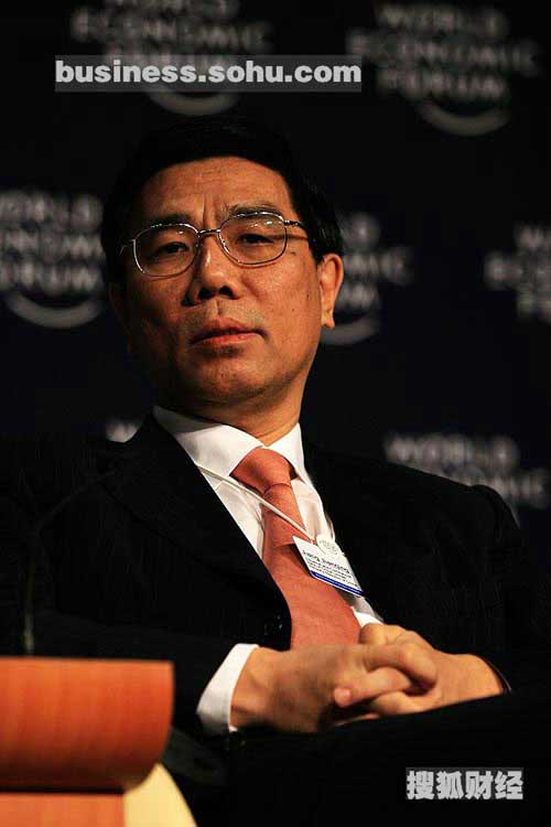 中国工商银行股份有限公司董事长 姜建清