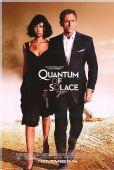 组图:《007:大战量子危机》剧场版海报出炉