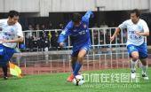图文:[中超]陕西1-1广州 李毅准备启动