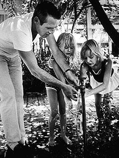 保罗与女儿